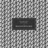 geometrisches Muster nahtlose Hintergrund
