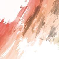 Detaljerad akvarell textur bakgrund vektor