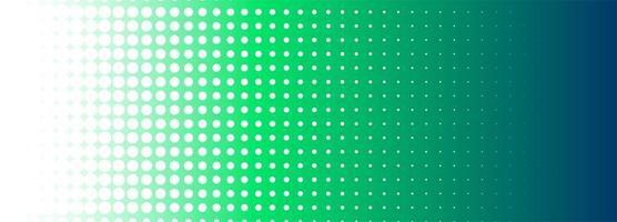 Abstrakte grüne Halbtonfahne