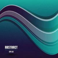 Abstrakter Hintergrund Wellenförmiger Strudel