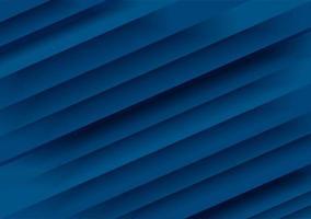 Diagonal bakgrund i klassiskt blått vektor