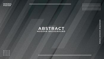 Svart abstrakt geometrisk bakgrund