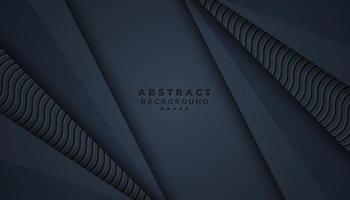 dunkler Hintergrund mit diagonalen Schichten vektor