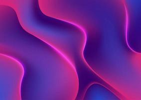 abstrakt rosa lila glödstyg vektor