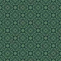 grün mit hellgrünen Details vektor