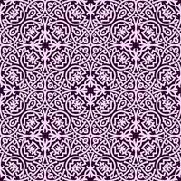 mörk lila och rosa geometriska mönster vektor