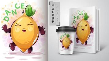 dansmusik citron design