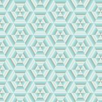 geometrisk hexagon mönsterbakgrund