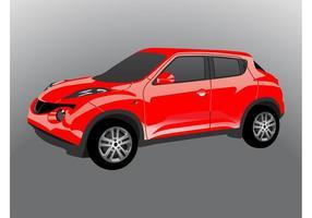 Nissan Juke-Vektor vektor