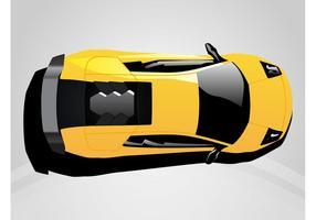 Lamborghini Murcielago vektor