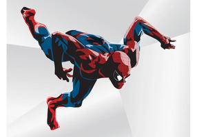 Spindelmannen vektor