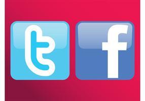 Sociala nätverk vektor