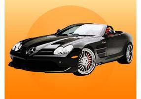 Mercedes-Auto vektor