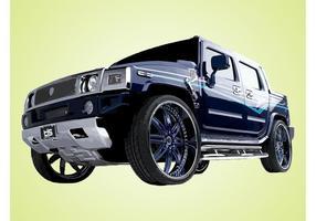 Hummer-Vektor
