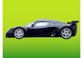 Lotus exige vektor