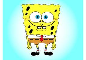 Spongebob Schwammkopf Vektor