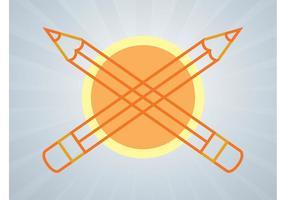 Pennor Logo vektor