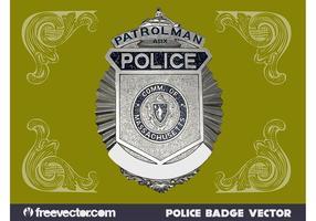 Polizei-Abzeichen-Grafiken