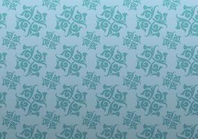 Blauer dekorativer Vektor kopierter Hintergrund