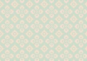 Robin Egg Blue Vintage Vector Pattern