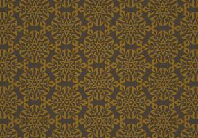 Mörk vintage vektor mönster