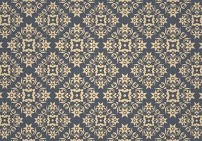 Träkol vintage vektor mönster