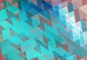 Abstract Diamond Vector Background