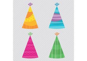 Party Hut Vektoren