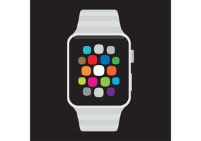 Smartwatch-Vektor