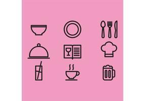 Küchenartikel 04 vektor