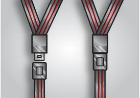 Setebälte Vector Pack