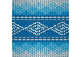 Winter Vektor Textil