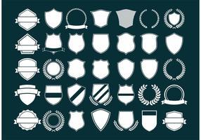 Vector Crest und Shields