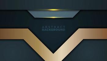 grauer abstrakter Hintergrund mit V-Form vektor