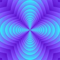 abstrakte Mischung Neon Gradient geometrische Form Hintergrund
