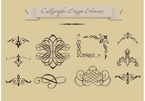Free vector ornaments 2