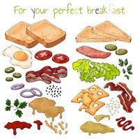 gör din egen smörgås