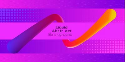 gewickelter abstrakter Formgradientenhintergrund