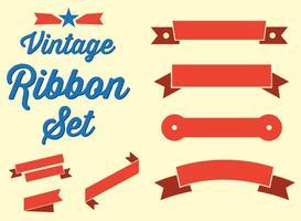 Vintages Band Set vektor