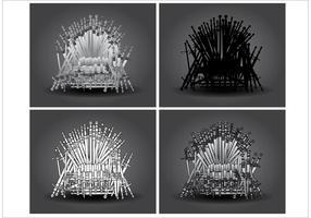 Spiel der Throne Vektoren
