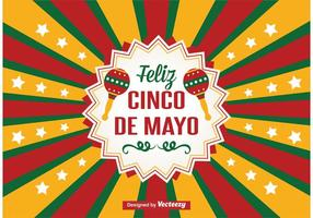 Cinco de Mayo Karte