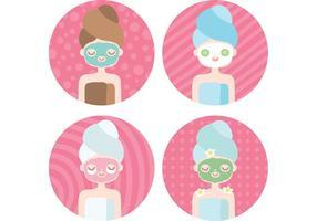 Free Beauty Treatment Vektor