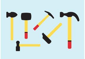 Hammer-Vektor-Sammlung