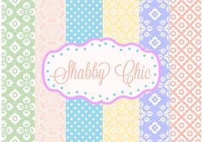 Shabby chic mönster