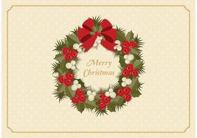 Free Advent Wreath Vektor