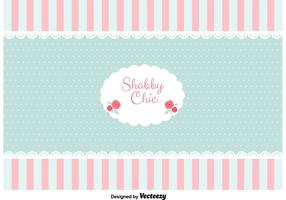 Free Shabby Chic Style Hintergrund vektor