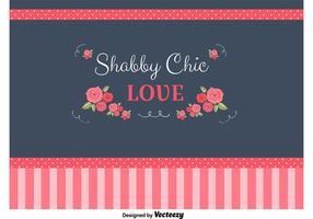 Gratis Shabby Chic stil bakgrund