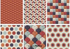 Hintergrund Geometrische Muster vektor