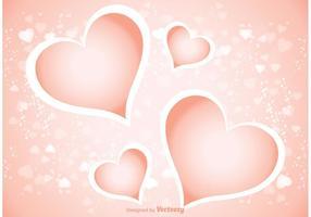 Valentinstag Illustration vektor