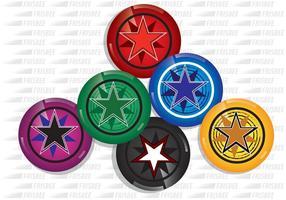 Frisbee-Vektoren